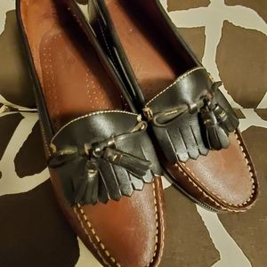 Duck Head Genuine Leather Loafers